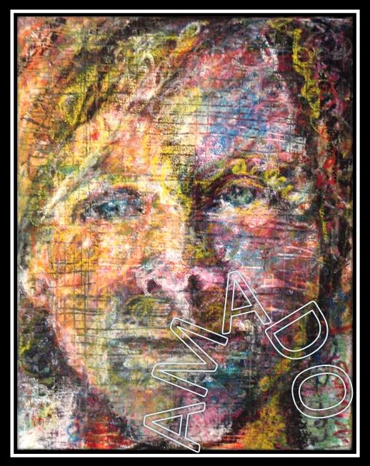 Jon Foreman par AMADO